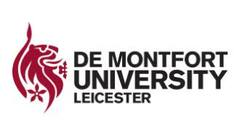 De Montfort University Logo