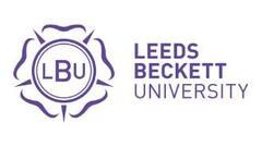 Leeds Beckett University Logo
