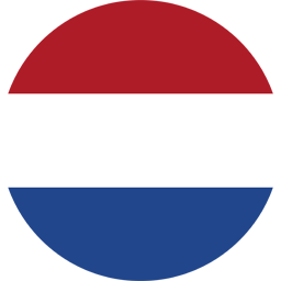 netherlands flag round icon 256 1