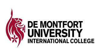 DMU Leicester International Pathway College Logo