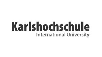 Karlshochschule International University Logo