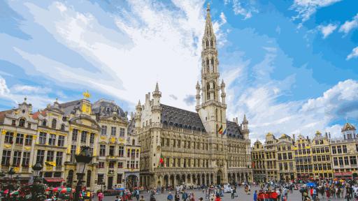 studiaza in belgia in inima europei